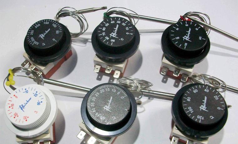 旋钮温控器_电加热器,加热圈,加热管,加热板,定向辐射